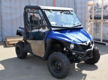 Wetterschutzkabine Yamaha Wolverine R-Spec