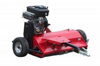 ATV Schlegelmulcher, 18PS Briggs & Stratton V2 Motor