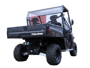 Heckscheibe Polaris 900 Diesel Ranger