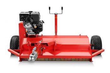 Schlegelmäher Schlegelmulcher mit 14PS-Briggs & Stratton-Motor