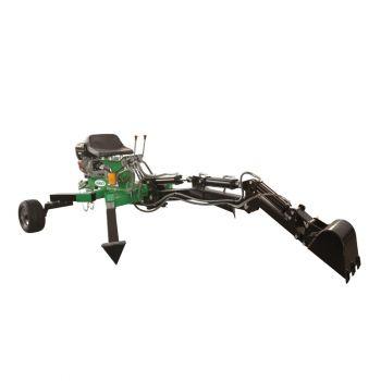 ATV Heckbagger