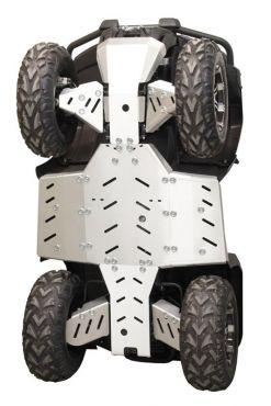 Unterfahrschutz-Kit - CFMOTO