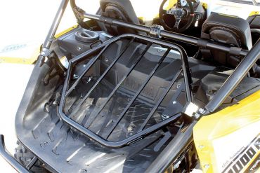 DRAGONFIRE Einstellbarer Gepäckträger Yamaha YXZ1000R/SE