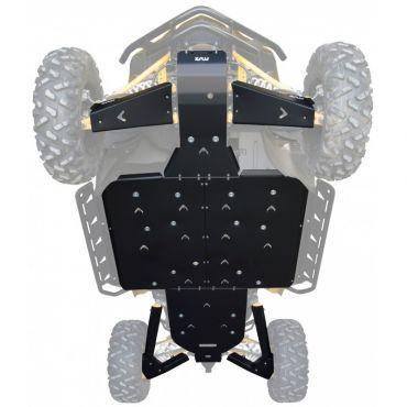 Komplette skid plate  - Can Am Maverick X3 XRS