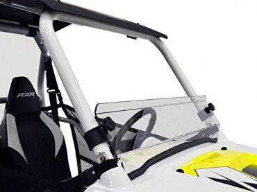 Flache Windschutzscheibe Polaris RZR/RZR S 800