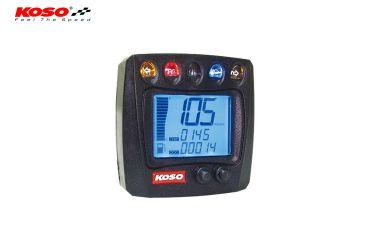 Koso XR-S 01 digitaler Multifunktionstachometer