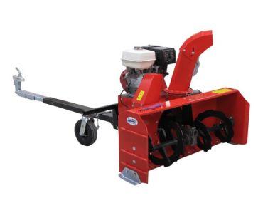 Schneefräse für ATV, Quad mit 13 PS  Honda GX390 motor