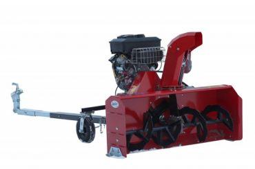 Schneefräse für ATV, Quad mit 18 PS Briggs & Stratton Motor