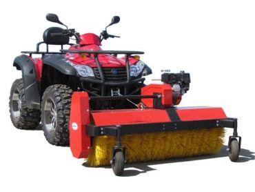 ATV-Rotationsbürste, 6,5 PS B&S-Motor