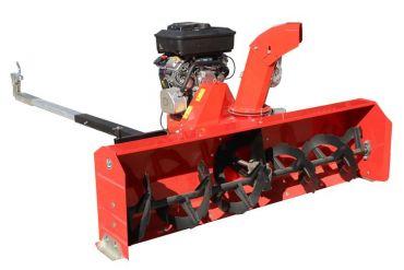 Schneefräse für ATV, Quad mit 18hp Briggs & Stratton motor (1800 mm)