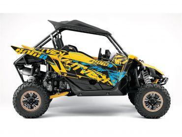 Grafik-Kit - Yamaha YXZ1000R