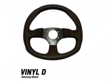 DRAGONFIRE Vinyl D Lenkrad