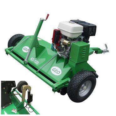 ATV 120 Schlegelmäher Schlegelmulcher mit Elektrozylinder
