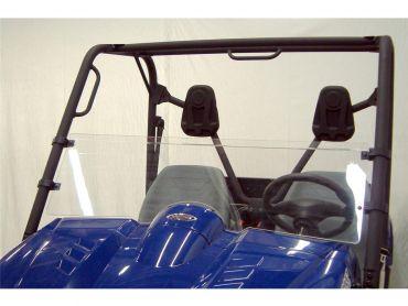 Dimension 2 flache Windschutzscheibe Yamaha YXR 700 Rhino