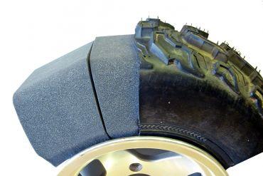 Defekter Reifen Defender ATV - UTV