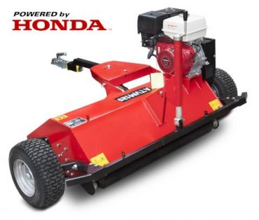 ATV Schlegelmulcher, 13PS GX390 Honda Motor