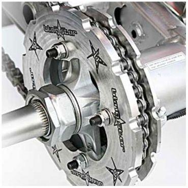 BlingStar KTM Kettenradschutz
