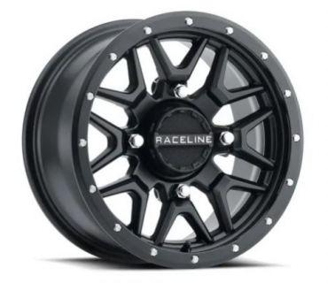 Raceline - SIMULATED BEADLOCK KRANK 14X7 4/137 ATV Felge