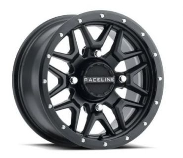 Raceline - SIMULATED BEADLOCK KRANK 14X7 4/156 ATV Felge