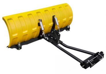 Schneeschild, Schneepflug für Quad/ATV/UTV - 152cm Klinge mit Adaptern