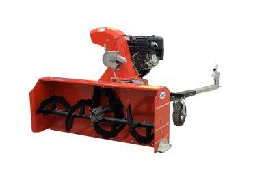 Schneefräse für ATV, Quad mit 14 PS Briggs & Stratton Motor