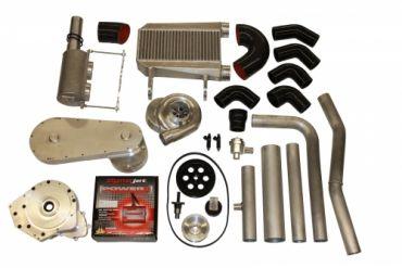 Hot Seat Performance Procharger Turboladersatz - Polaris RZR 1000