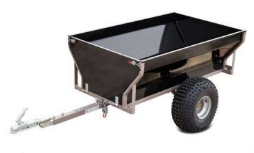 ATV-Anhänger mit 540 kg Tragfähigkeit