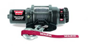 WARN SEILWINDE VANTAGE 3000-S CE SYNTHETIC ROPE